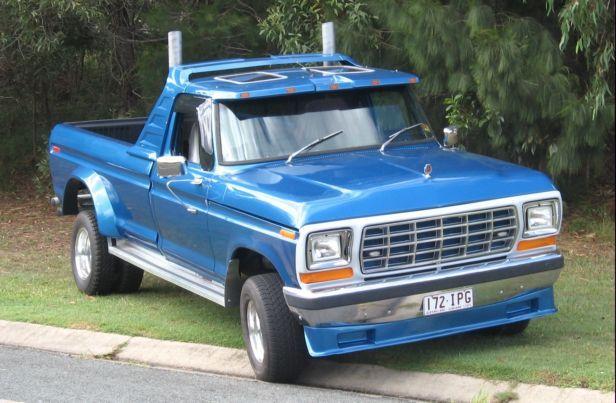 F Trucks Australia