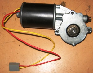 81-86 BRONCO REAR WINDOW MOTOR NEW