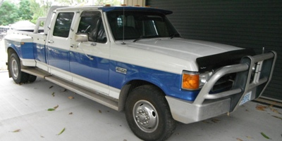 1989 F 350 TWIN CAB DUALLIE