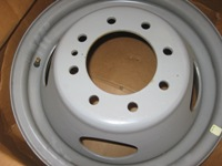 2001-2008 STEEL DUAL WHEEL RIMM