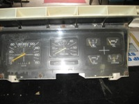 INSTRUMENT CLUSTER 81-86 TACO